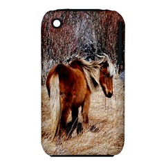 Pretty Pony Apple Iphone 3g/3gs Hardshell Case (pc+silicone)