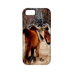 Pretty Pony Apple Iphone 5 Classic Hardshell Case (pc+silicone)