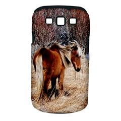 Pretty Pony Samsung Galaxy S III Classic Hardshell Case (PC+Silicone)