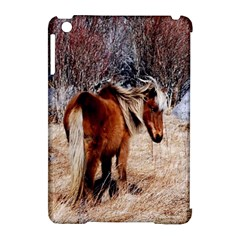 Pretty Pony Apple Ipad Mini Hardshell Case (compatible With Smart Cover)