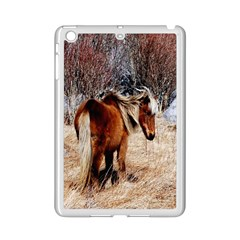 Pretty Pony Apple iPad Mini 2 Case (White)