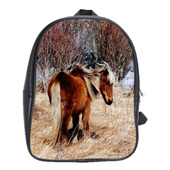 Pretty Pony School Bag (XL)