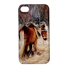 Pretty Pony Apple iPhone 4/4S Hardshell Case with Stand