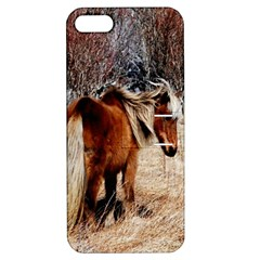 Pretty Pony Apple iPhone 5 Hardshell Case with Stand