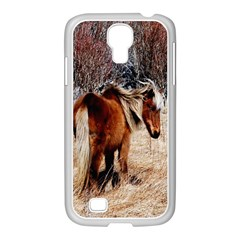 Pretty Pony Samsung Galaxy S4 I9500/ I9505 Case (white)