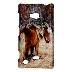 Pretty Pony Nokia Lumia 720 Hardshell Case