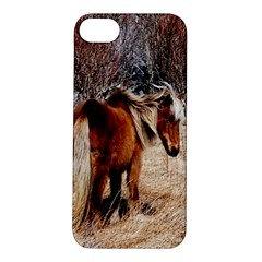 Pretty Pony Apple iPhone 5S Hardshell Case