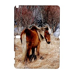 Pretty Pony Samsung Galaxy Note 10.1 (P600) Hardshell Case