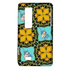 Orange Unicorn LG Optimus 3D P920 / Thrill 4G P925 Hardshell Case
