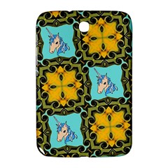 Orange Unicorn Samsung Galaxy Note 8 0 N5100 Hardshell Case