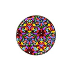 Bright Colors Golf Ball Marker (for Hat Clip)