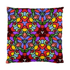 Bright Colors Cushion Case (Two Sided)