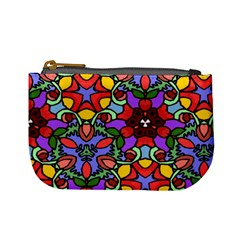 Bright Colors Coin Change Purse