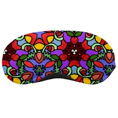 Bright Colors Sleeping Mask