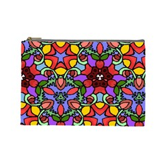 Bright Colors Cosmetic Bag (large)