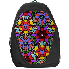 Bright Colors Backpack Bag