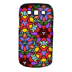 Bright Colors Samsung Galaxy S III Classic Hardshell Case (PC+Silicone)