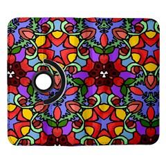 Bright Colors Samsung Galaxy Note II Flip 360 Case