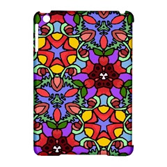 Bright Colors Apple Ipad Mini Hardshell Case (compatible With Smart Cover)
