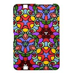 Bright Colors Kindle Fire Hd 8 9  Hardshell Case