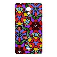 Bright Colors Sony Xperia T Hardshell Case