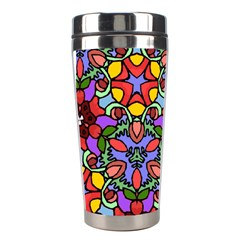 Bright Colors Stainless Steel Travel Tumbler