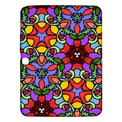 Bright Colors Samsung Galaxy Tab 3 (10 1 ) P5200 Hardshell Case