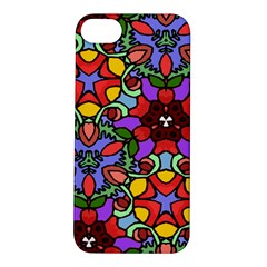Bright Colors Apple iPhone 5S Hardshell Case