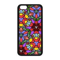Bright Colors Apple Iphone 5c Seamless Case (black)