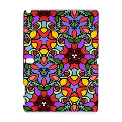 Bright Colors Samsung Galaxy Note 10.1 (P600) Hardshell Case