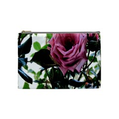Rose Cosmetic Bag (medium)