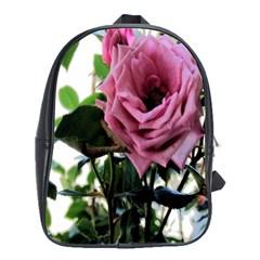 Rose School Bag (Large)