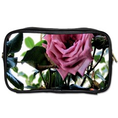 Rose Travel Toiletry Bag (Two Sides)
