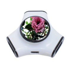 Rose 3 Port Usb Hub