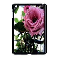 Rose Apple Ipad Mini Case (black)