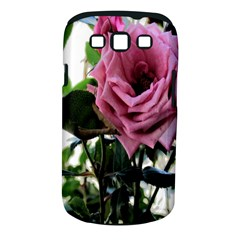 Rose Samsung Galaxy S III Classic Hardshell Case (PC+Silicone)