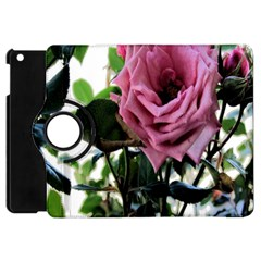 Rose Apple iPad Mini Flip 360 Case