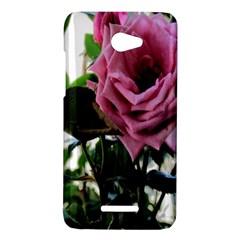 Rose HTC Butterfly (X920e) Hardshell Case