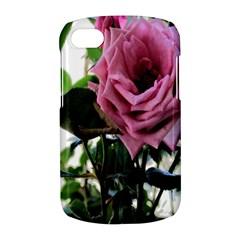 Rose BlackBerry Q10 Hardshell Case
