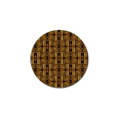 Bamboo Golf Ball Marker