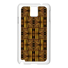 Bamboo Samsung Galaxy Note 3 N9005 Case (White)