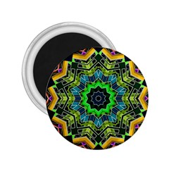 Big Burst 2.25  Button Magnet