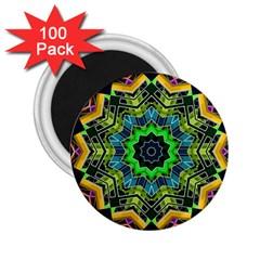 Big Burst 2.25  Button Magnet (100 pack)