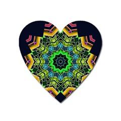 Big Burst Magnet (Heart)