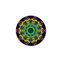 Big Burst Golf Ball Marker
