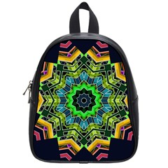 Big Burst School Bag (small)