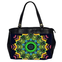 Big Burst Oversize Office Handbag (Two Sides)