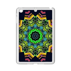 Big Burst Apple iPad Mini 2 Case (White)