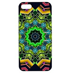 Big Burst Apple Iphone 5 Hardshell Case With Stand