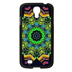 Big Burst Samsung Galaxy S4 I9500/ I9505 Case (black)